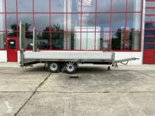 全挂车 机械设备运输车 Humbaur Tandemtieflader