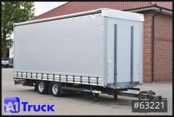 Schmitz Cargobull ZCS 18 Jumbo tandem, verzinkt, Top trailer used tarp
