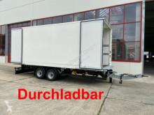 Möslein Tandem- Koffer, Durchladbar, -- Neufahrzeug -- trailer used box