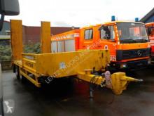 MACER-BELGIEN-HYDR RAMPEN-TOP trailer used heavy equipment transport