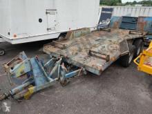 PLATEAU CP 18 trailer used flatbed