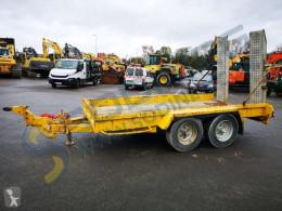 Gourdon PE6000 trailer used flatbed