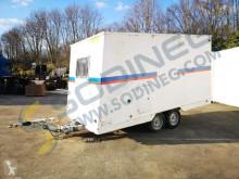 JCR flatbed trailer