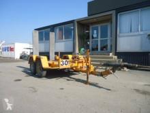 Moiroud trailer used heavy equipment transport