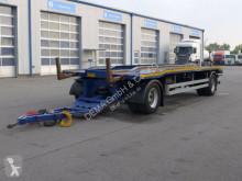 Remorque châssis Lecitrailer LTR-2ED*SAF-Achsen*für Abrollcontainer*