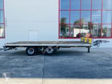 Humbaur heavy equipment transport trailer 19 t Tandemtieflader