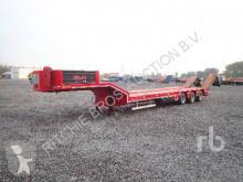 Flatbed trailer GVN3