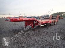 Flatbed trailer GVN4