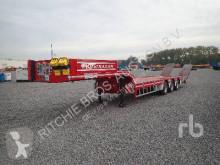 Flatbed trailer KTS