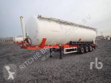 Feldbinder tanker trailer KIP63.3