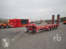 Scorpion flatbed trailer HKM5
