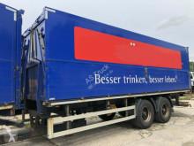 Anhænger kassevogn Brasseur Getränke Schwenk wand Koffer Aufnahme f. Stäbler