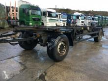 Remorque châssis Schmitz Cargobull AFW 18 BDF Standard Lafette ABS Luftfederung
