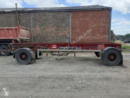 Flatbed trailer Andere Aanhangwagen.