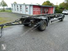 Remorque châssis Schmitz Cargobull AFW 18, BDF-Maxilafette, SAF, Drehschemel, DE