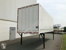 Krone box container Wechselkoffer Heck hohe Portaltüren
