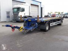 Anhænger chassis Lecitrailer LTR-2ED*SAF-Achsen*Vollluft*Ab