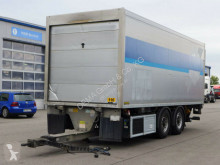 Remolque frigorífico Rohr RZK/18 IV *BPW Eco+*Carrier Supra 850U*MBB 2,5t.