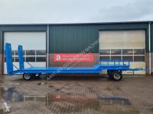 Flatbed trailer/blokvogn