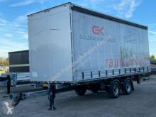 Weka tarp trailer WEKA Tandem - durchladbar, Edscha