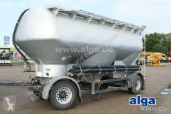 Feldbinder HEUT 31.2, Alu, 31m³, 1 Kammer, Alu-Felgen, Silo trailer used powder tanker