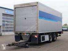 Rohr refrigerated trailer RZK/18 IV *BPW Eco+*Carrier Supra 850U*MBB 2,5t.