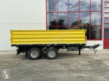 14 t Tandemkipper- Tieflader, Wenig Benutzt trailer used tipper