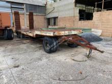 Masina GM 260 trailer used heavy equipment transport