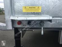 Voir les photos Remorque nc F-A-G Absetzanhänger F-A-G Anhänger für Absetzcontainer 14t Gesamtgew.