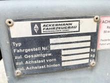 Prohlédnout fotografie Přívěs Ackermann Z-LA-F 10.5/7.4 E Z-LA-F 10.5/7.4 E, Ex-Fahrschule