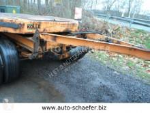Voir les photos Remorque Müller-Mitteltal 4 Achser Tieflader