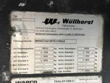 View images Wuellhorst Wüllhorst ZTFA 18 Schiebeplanen LED RFK LBW trailer