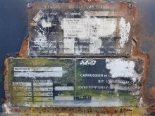 Voir les photos Remorque Samro PORTE-CAISSE MOBILE 7m85