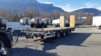 Voir les photos Remorque Castera TPCB 25 DISPO Remorque porte-engins 3 essieux plateau basculant
