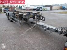 Voir les photos Remorque Schmitz Cargobull ZWF 18 Maxi, 7,82 m, Fahrhöhe 1,12 m, deutsch