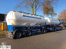 View images Feldbinder Silo  Feldbinder, 63000 Liter , 11 Compartments, Standairco, Airco, Combi, trailer truck