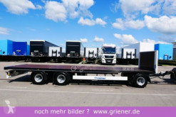 Voir les photos Remorque Krone ADP 27/ JUMBO PLATEAU 8600 mm MULTILOCK 930 mm h