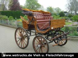 Prohlédnout fotografie Přívěs nc Exclusiver Doktorwagen Inzahlungn. v. Pferden