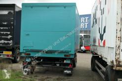 Vedere le foto Rimorchio nc WEINMANN, Schwenkwand, 4,5m. lang, NL 7800 kg