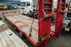 Voir les photos Remorque Goldhofer TU 3-24/80/Rampen/30 t./9,2 m. lang/NL: 24 t.!