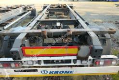 Voir les photos Remorque Krone AZ, Wechselfahrgestell, 445/45 R19,5 Bereifung