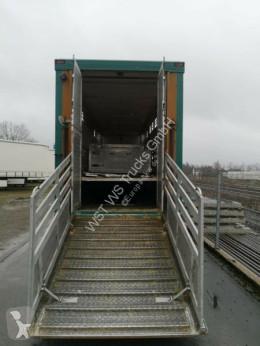 Prohlédnout fotografie Přívěs nc Menke 2 Stock  Vollalu 8,00 m Hubdach
