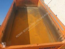 Voir les photos Remorque Schmitz Cargobull ZKI 18-4.9  18-4.9 Stahlbordwände, ca. 10,3 cbm