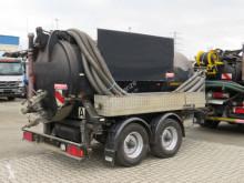 View images Hüffermann Tandemanhänger HTM 11-SD Saug + Spülwagen  trailer