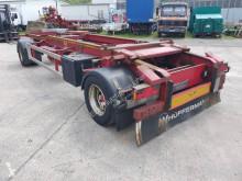 View images Hüffermann HSA 18.70 Schlittenanhänger für Container bis 7 m trailer