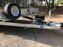 View images Woodford trailers plateau 5m50 x 2m40 trailer