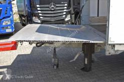 Voir les photos Remorque Fliegl TPS 118 Tandem Durchlade Schiebeplane Edscha