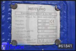 View images Feldbinder Heitling, Silo 3 Kammer, 31m³ Futter Feed trailer