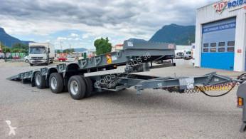Ver las fotos Remolque Castera TPCB 25 DISPO Remorque porte-engins 3 essieux plateau basculant