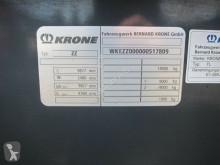 Voir les photos Remorque Krone 7,82 m BDF-System, Jumbo/Maxi Ausführung